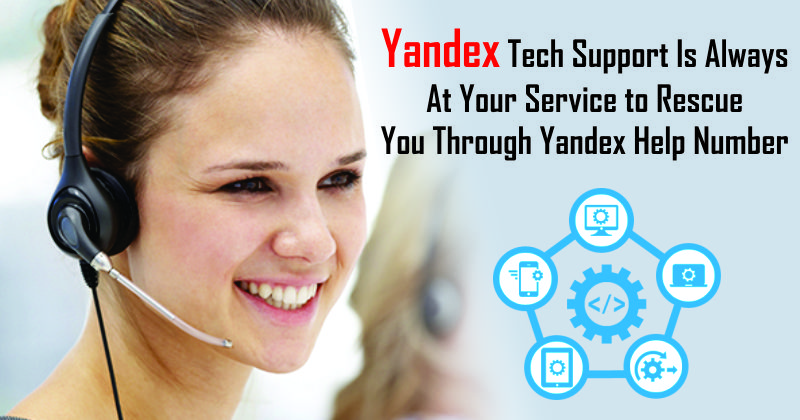 Yandex Support Number
