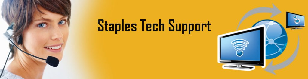 Staples Tech Support