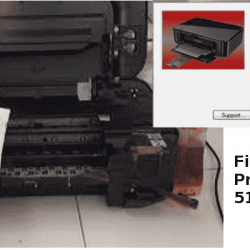 Fix canon printer error 5100