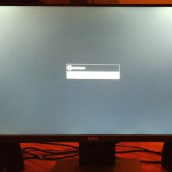 dell monitor stuck in power saver mode